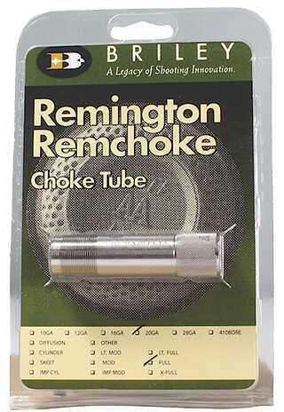 Briley Extended Choke 20 Gauge Full Black Remington EXTCL