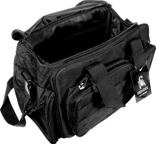 "American Tactical Imports Scorpion Pro Gear Range Bag Canvas 22"" x 11"" x 9"" Black SC01001B"