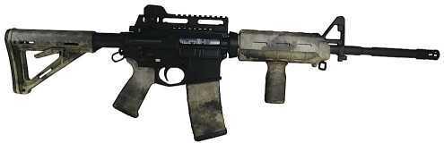 Matrix Diversified Industries AR-15 MDI Magpul MilSpec AR Accessory Kit Poly High Desert MAGMIL01HD