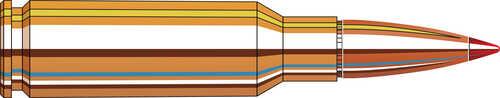 Hornady 6.5 Grendal 123gr Sst 20bx 8152