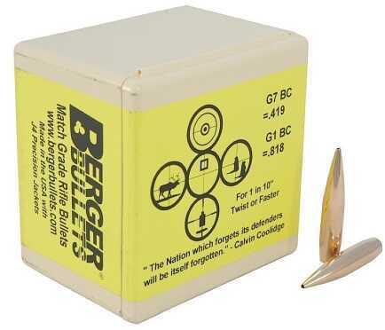 Berger Bullets Match Hybrid OTM Tactical 338 Caliber .338 300 GR 100 Box 33109