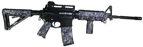Matrix Diversified Industries AR-15 MDI Magpul MilSpec AR Accssry Kit Poly Black Reaper Camo MAGMIL21BR