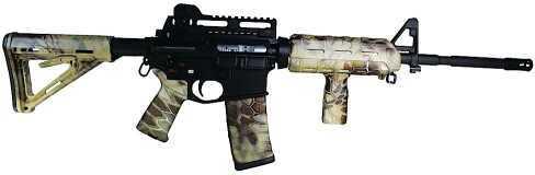Matrix Diversified Industries AR-15 MDI Magpul MilSpec AR Accssry Kit Poly Highlander Camo MAGMIL41HL