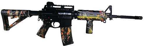 Matrix Diversified Industries AR-15 MDI Magpul ComSpec AR Accssry Kit Poly Wildfire Camo MAGCOM48WF