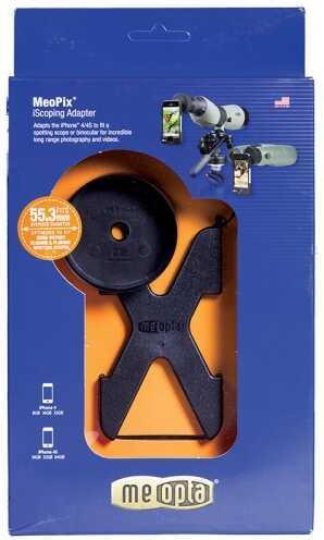 MeOpta MEOPIX Optics iPhone Adapter 55.3mm Zeiss Spotting Scope 546180