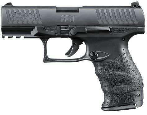 "Walther PPQ M2 40 S&W 4"" Barrel Black Semi-Auto Pistol 2796074"
