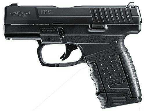 "Walther PPS 40 S&W 3.2"" Barrel 7 Round Black Semi Automatic Pistol 2796350"