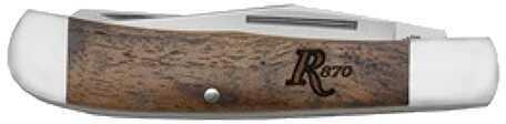 Remington Accessories Remington 870 Heritage Folder 400 Stainless Clip Point Blade American Walnut 19974
