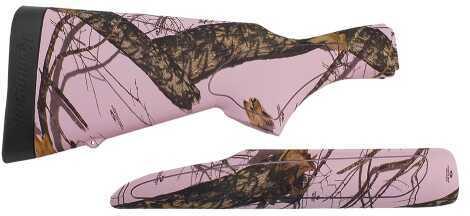 Remington 870 Shotgun 20 Gauge Stock/Forend Syn Mossy Oak Pink 19529