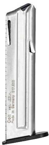 Colt Rimfire 1911 22 Long Rifle 10 rd Magazine Black Finish 517604