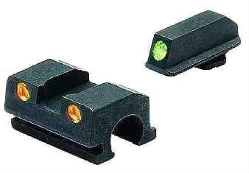 Mako Group Sig Sauer Tru-Dot Sights 9mm & 357 Sig, Green/Orange, Fixed ML10110 O