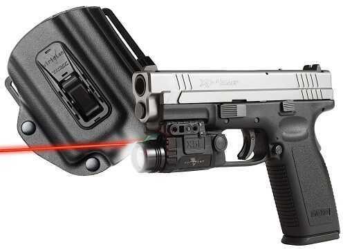 Viridian Weapon Technologies VIR X5LR-PACK-X3 W/HLSTR SPG XD/XDM X5LRPACKX1