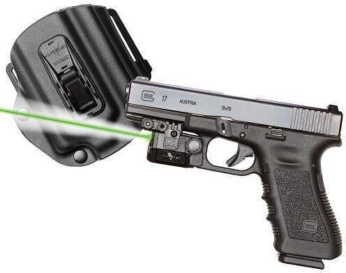 Viridian Weapon Technologies C5L w/TacLoc Holster fits Glock 17/19/22/23/31/32 C5L-PACK-C1