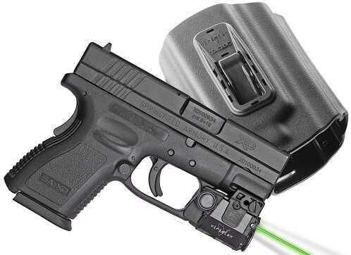 Viridian Weapon Technologies C5L w/TacLoc Holster fits Springfield XD/XDm C5L-PACK-C3