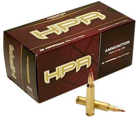 HPR Ammunition HPR 223 Rem V-Max 55 GR 50 Rounds Ammunition 223055VMX