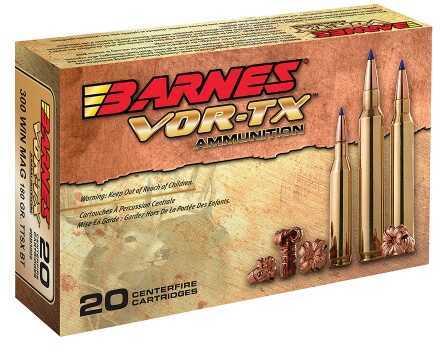 Barnes Bullets Barnes VOR-TX 280 Remington 140GR TTSX BT 20 Rounds Ammunition 22011