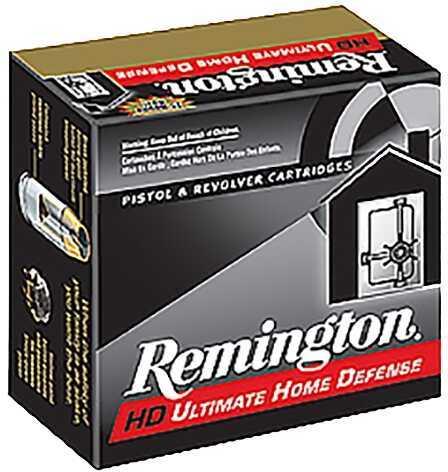 Remington Compact Handgun Def 9MM Luger 124Gr BJHP 20 Rounds Ammunition CHD9MMBN