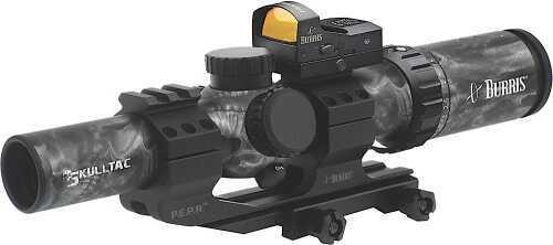 Burris MTAC 1-4x24mm Illuminated Ballistic CQ Skulltac 32ft@100yds 200438FF