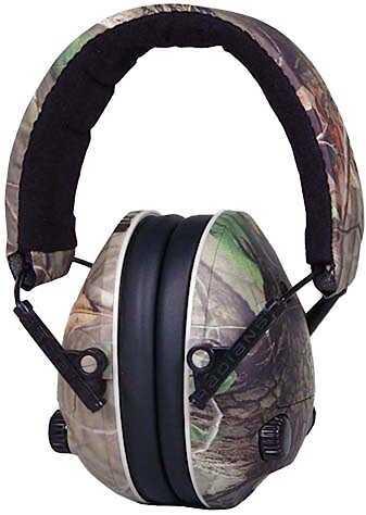 Radians Hunters Ears Electronic Earmuffs 23 dB Realtree AP HE4O00CS