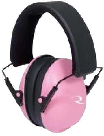 Radians Lowset Earmuff 21 dB Pink LSO800CS