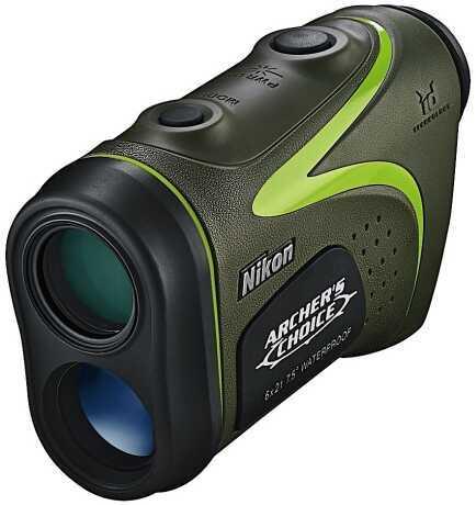Nikon Archers Choice Laser Rangefinder 6X Green 8394