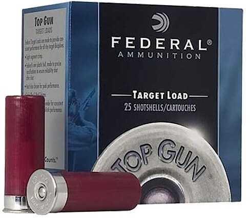 "Federal Cartridge Federal Top Gun Target 12ga 2.75"" 7/8oz 8 Shot 250 Rounds Ammunition TG12EL8"