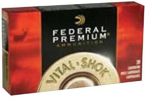 Federal Cartridge Federal Premium P270WSMTT3 270WSM 140 Tc Vital Shok 20 Box Md: P270WSMTTS