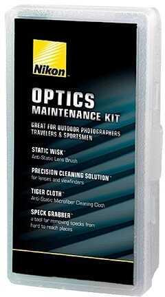 Nikon 843 Optics 5 in 1 Cleaning Kit Brush Cloth