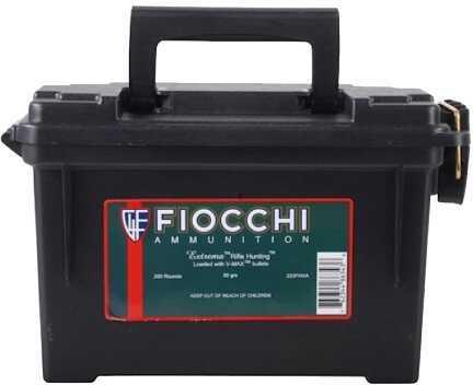 Fiocchi Ammo Fiocchi 223 Rem 40Gr V-Max 200 RDS Per Ammo Can 223FHVB