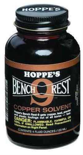 Hoppes Hop Benchrest #9 Copper Solvent-4Oz