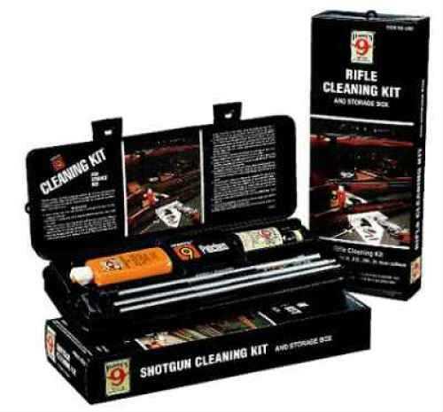 Hoppes Hop Clean Kit Rifle .22-225 Clam Pk