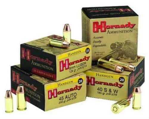 Hornady 357 Magnum by 357 Mag, 140 Gr, XTP, (Per 25) 90552