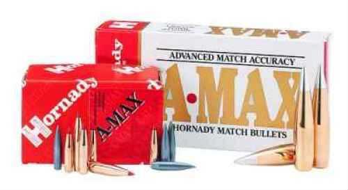 Hornady 30 Caliber Bullets 155 Gr A-Max (Per 100) 30312