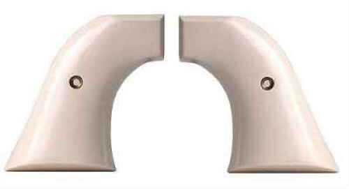 Hogue Ivory Polymer Grips For Ruger Bisley Md: 89570