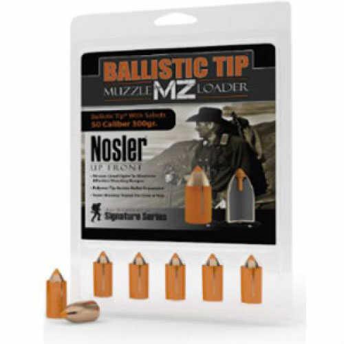 Nosler Ballistic Tip MZ 50 Cal Sabot 300GR MD: 50300