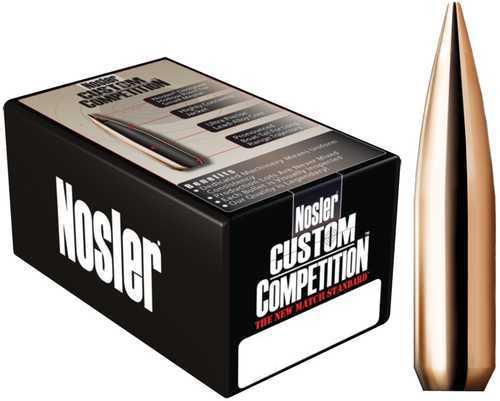 Nosler Cust Comp .224 77GR HPBT 250/Box 22Cal 53033