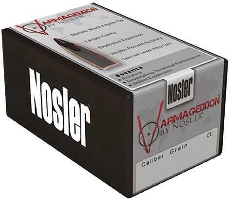 Nosler Varmageddon 22 Hornet 35 Grain Flat Base Tip Ammunition, 50 Rounds Per Box Md: 41132