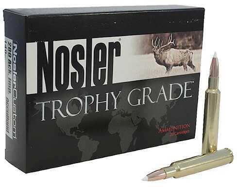 Nosler Trophy 280 Remington 140 GR AccuBond (Per 20) 48545