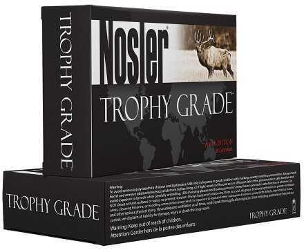 Nosler Nolser Custom Trophy Grade 30-06 Springfield AccuBond 180 GR 20 Rou 46134