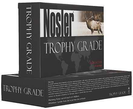 Nosler Nolser Custom Trophy Grade 338 Ruger Compact Magnum AccuBond 250 GR 48952