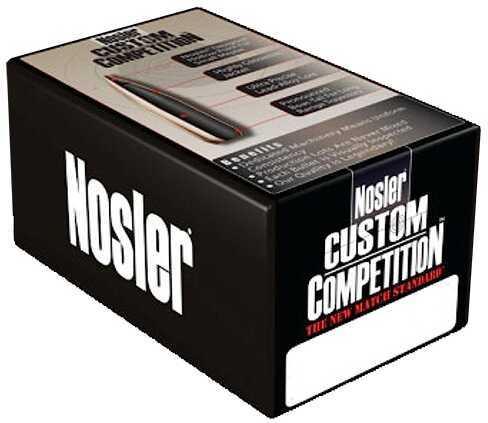 Nosler Match Grade 6.5mmx284 Norma Hollow Point 140 Gr 20 Rounds Per Box 44166