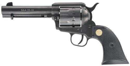 "Chiappa 1873 22 Long Rifle 4.75"" Barrel 10 Round Single Action Revolver CF340155"