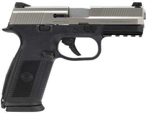"Pistol FNH USA FNH FNS-9 Semi Automatic handgun 9mm Luger 4"" Barrel 10 Rounds 66757"