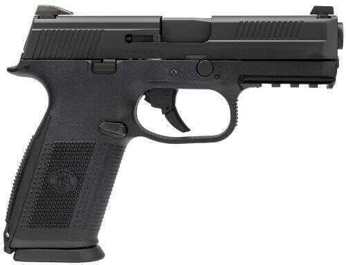 FNH USA FN FNS40 40 S&W 10 Round Black/Black  Semi Automatic Pistol 66764