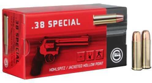 Ruag Ammotec GECO 38 Special Full Metal Jacket 158 GR (Per 50) 271640050 2317716