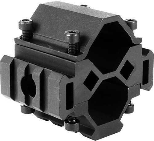 Aim Sports Inc. Aim Sports Shotgun Tri-Rail Universal 12 Gauge MT025