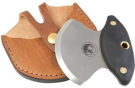 Knives of Alaska 00122FG Magnum Ulu Fixed D2 Steel Sure grip Syn Rubber w/Sheath Md: 00122FG