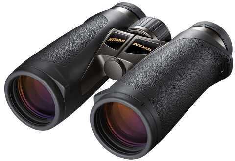 Nikon EDG Binoculars 10x42mm 341ft@1000 Yds Fov 18mm Eye Relief Black 7567