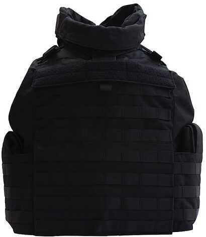 Tac Pro Gear TACPROGEAR Vest Safety Tactical Black Large Cordura Nylon VCMTV1