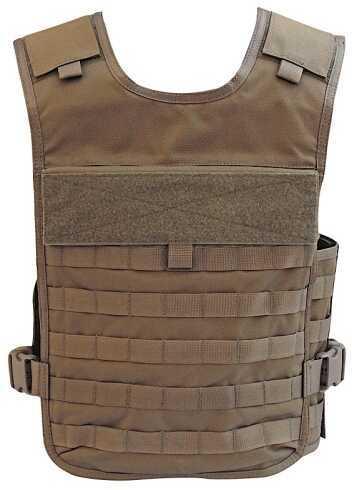 Tac Pro Gear TACPROGEAR Vest Low Profile Khaki Medium VPSD1